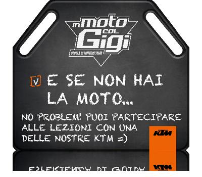 In Moto Col Gigi